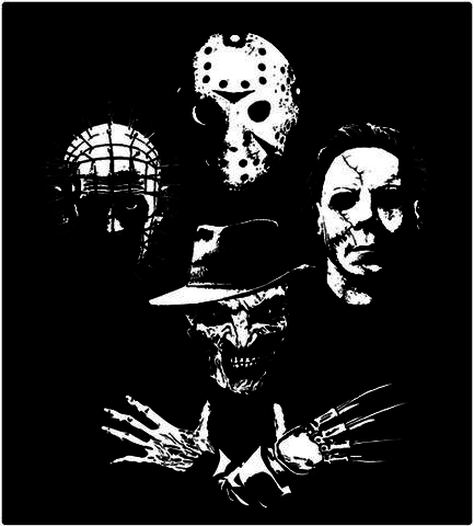 Shirt Battle: Boogeyman Rhapsody