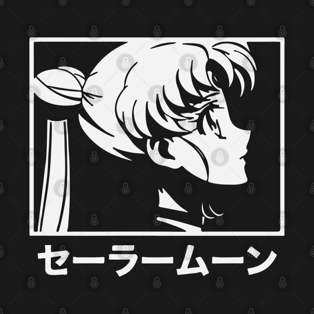 TeePublic: Sailor Moon