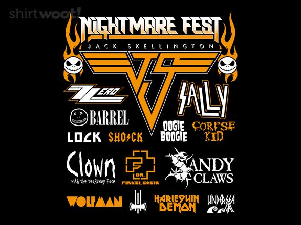 Woot!: Nightmare Fest
