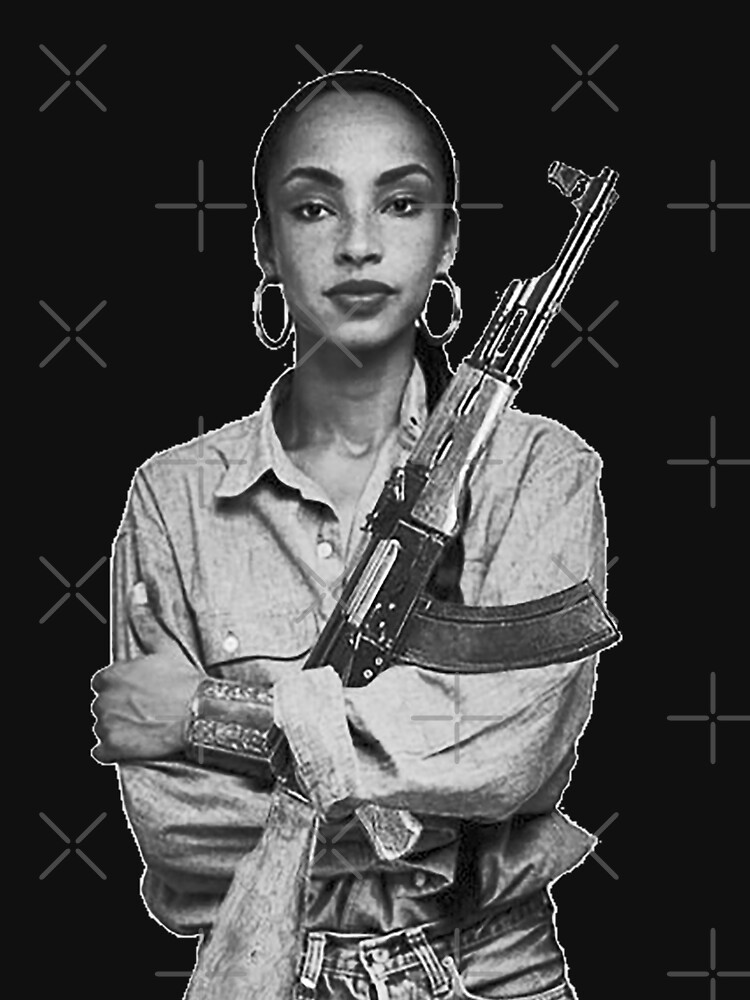 RedBubble: Soldier of love Sade