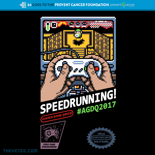 The Yetee: A Link to the Fast