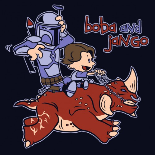 GraphicLab: Boba & Jango