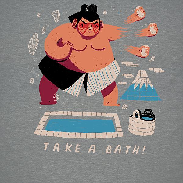 NeatoShop: take a bath!