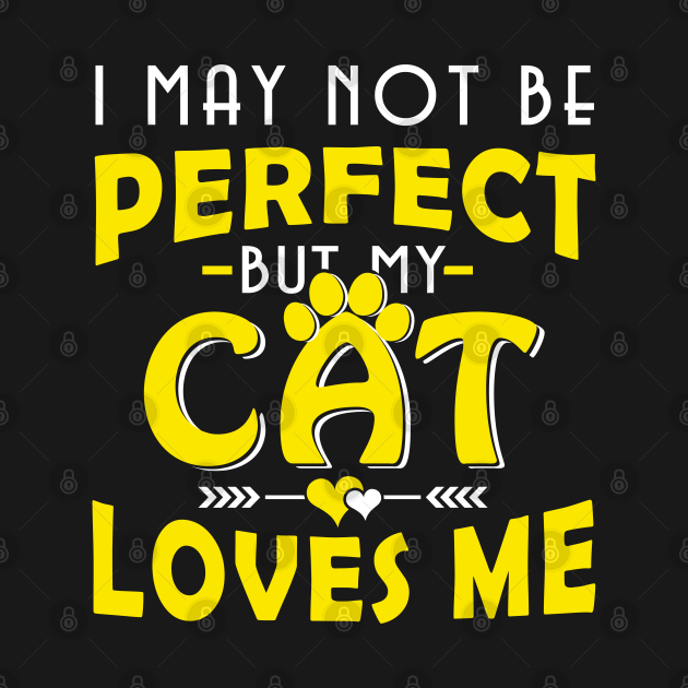 TeePublic: But My Cat Loves me
