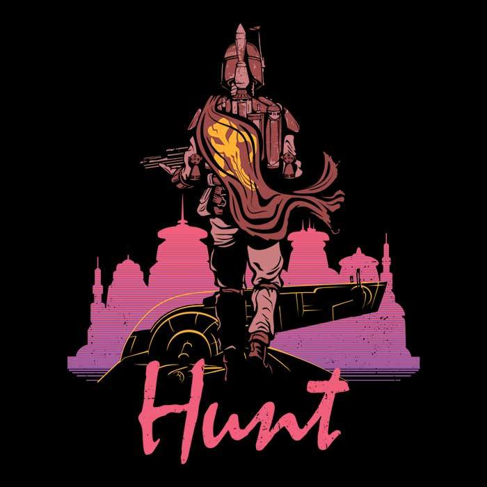 Once Upon a Tee: Hunt