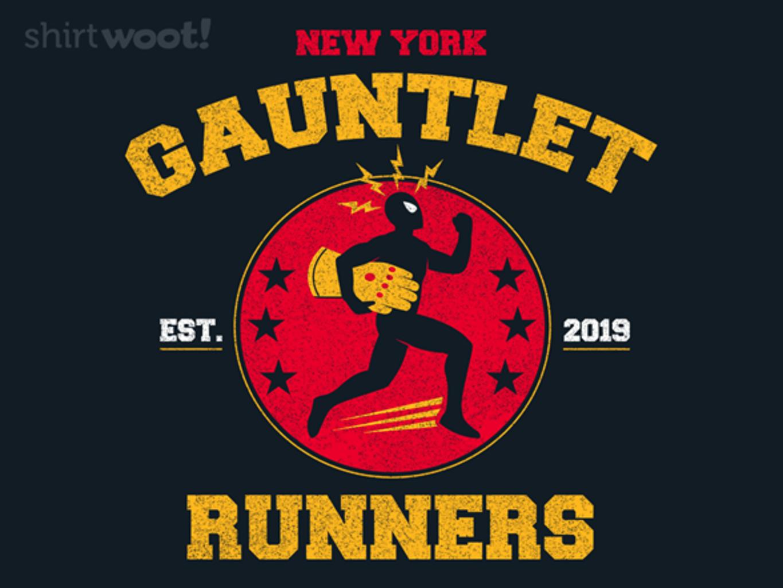 Woot!: Gauntlet Runners