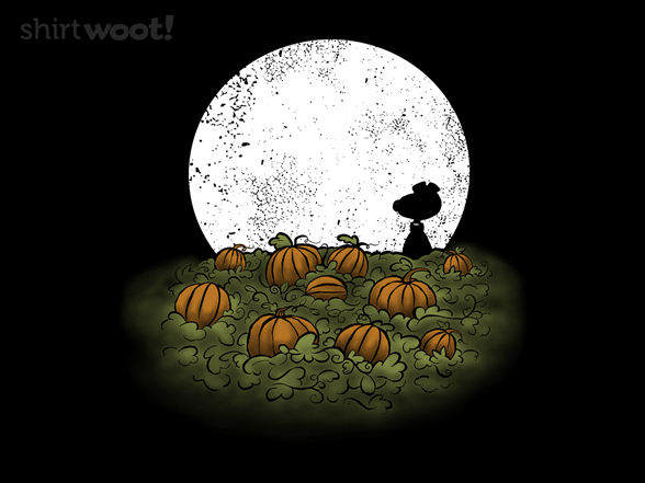 Woot!: A Most Sincere Pumpkin Patch-No Glow Ink - $7.00 + $5 standard shipping
