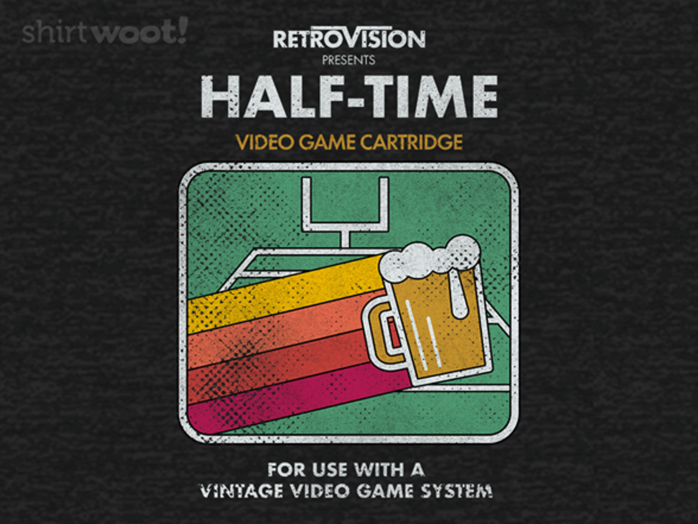 Woot!: Half-Time the Game