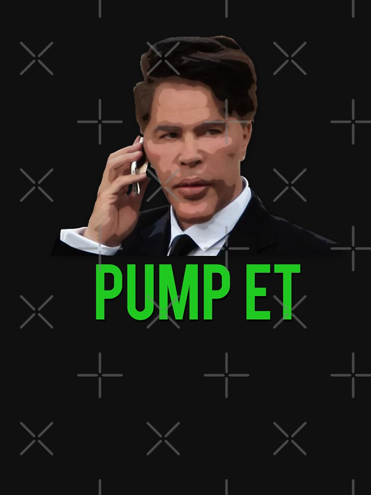 RedBubble: Bogdanoff - PUMP ET