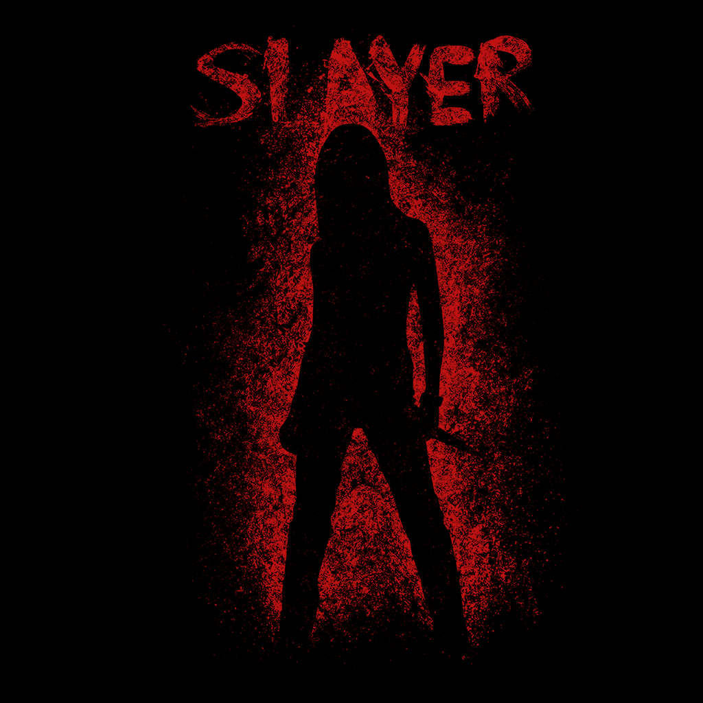 Pop-Up Tee: Daily Deal - Slayer