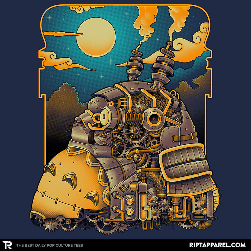 Ript: Steampunk Neighbor