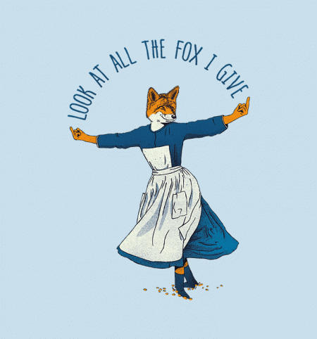 BustedTees: Look at all the Foxs