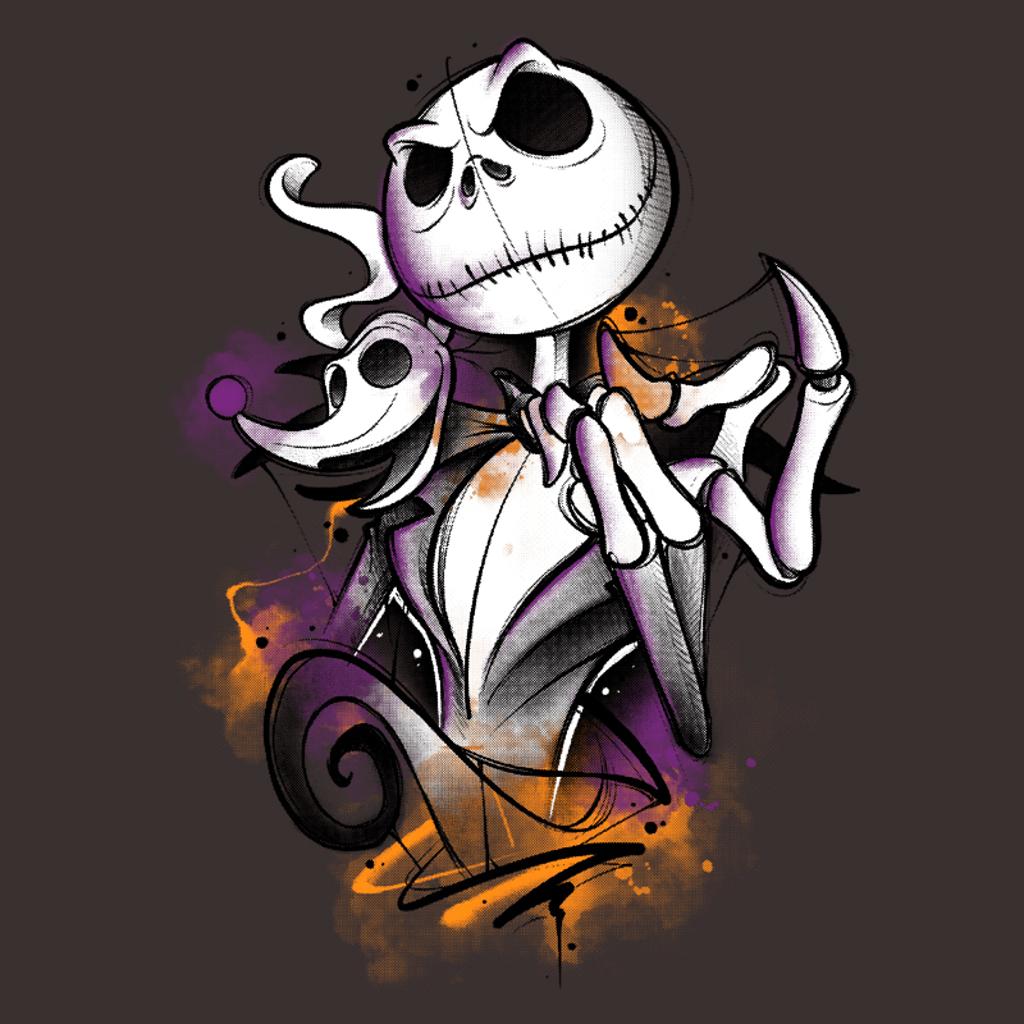 Pampling: Halloween Bones