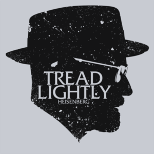 Pop-Up Tee: Tread Lightly