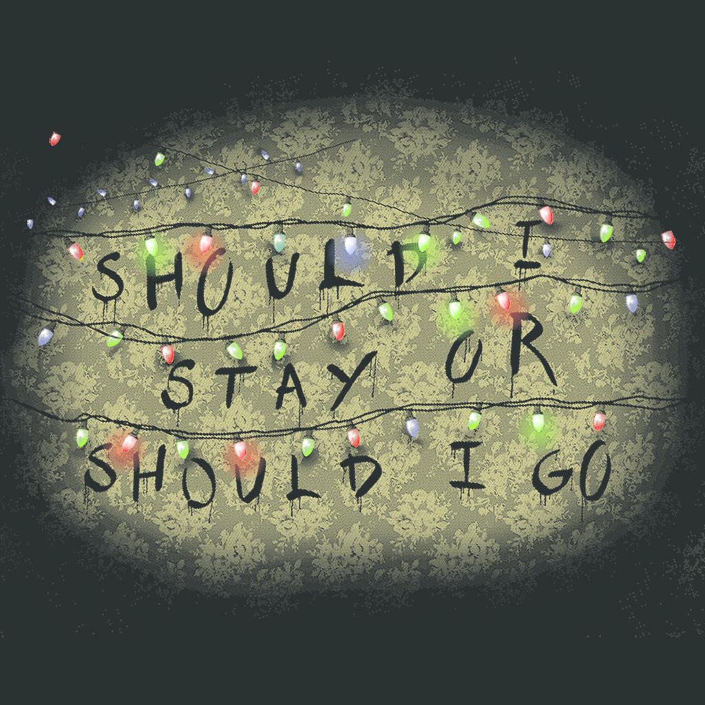 TeeTee: Should I Go Stranger?