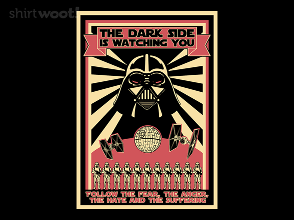 Woot!: The Dark Side is Watching You