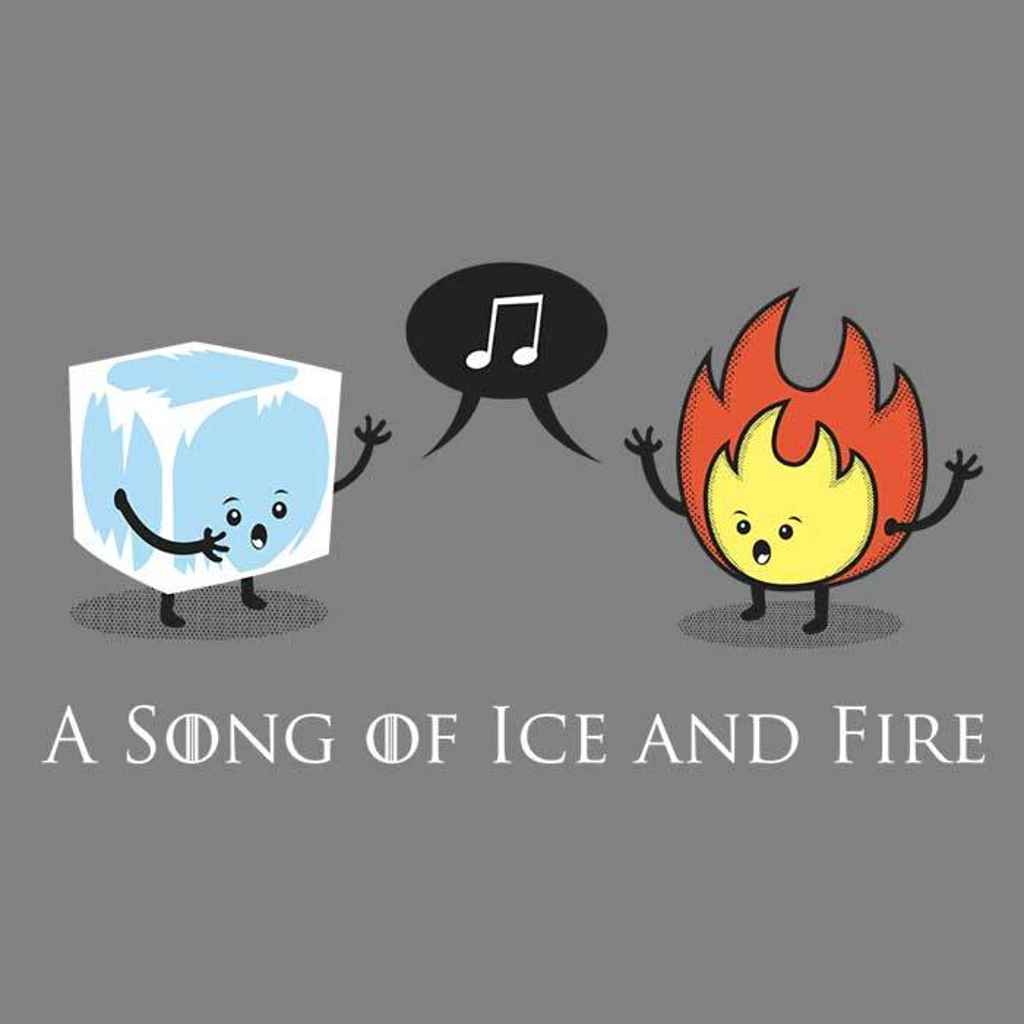 Once Upon a Tee: Ice and Fire Duet
