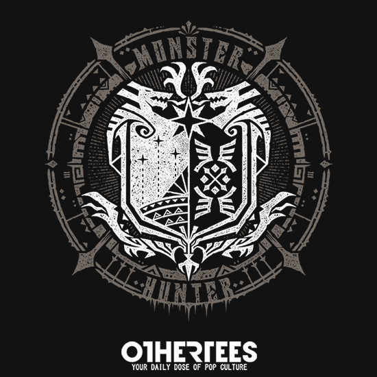 OtherTees: Monster Hunter