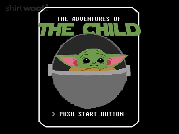 Woot!: The Adventures of The Child