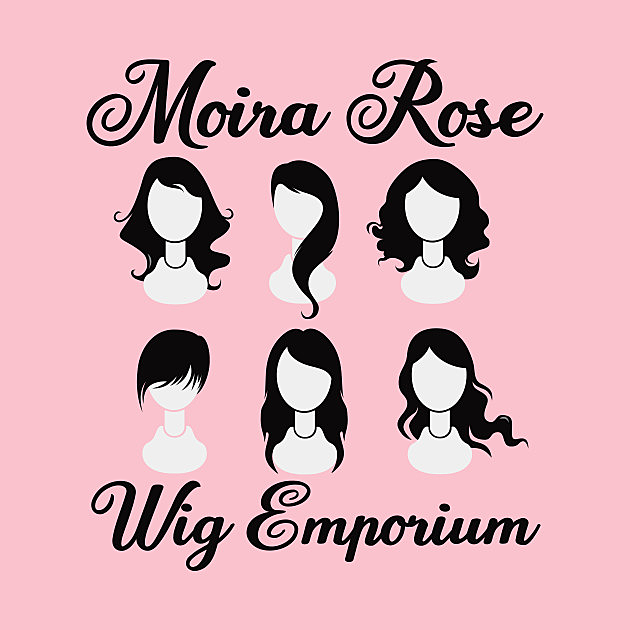TeePublic: Moira Rose Wig Emporium Schitts Creek