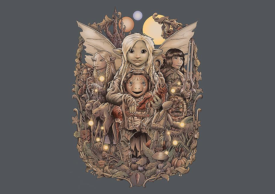 TeeFury: Return to Thra