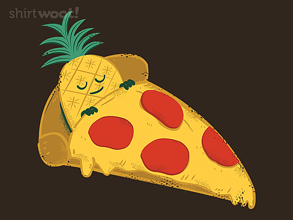 Woot!: Pineapple On Pizza