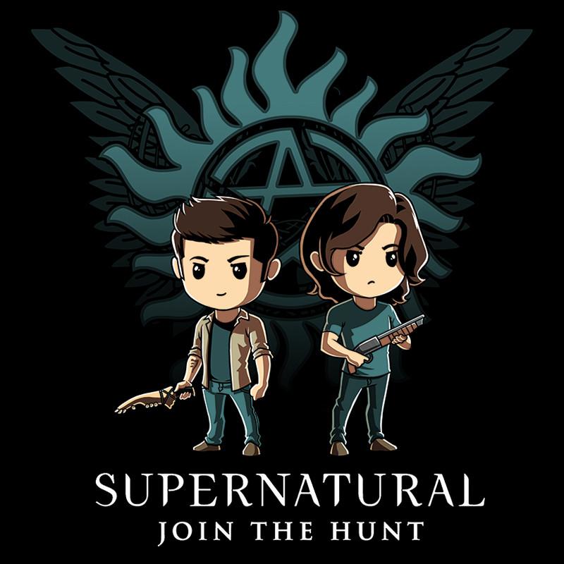 TeeTurtle: Supernatural