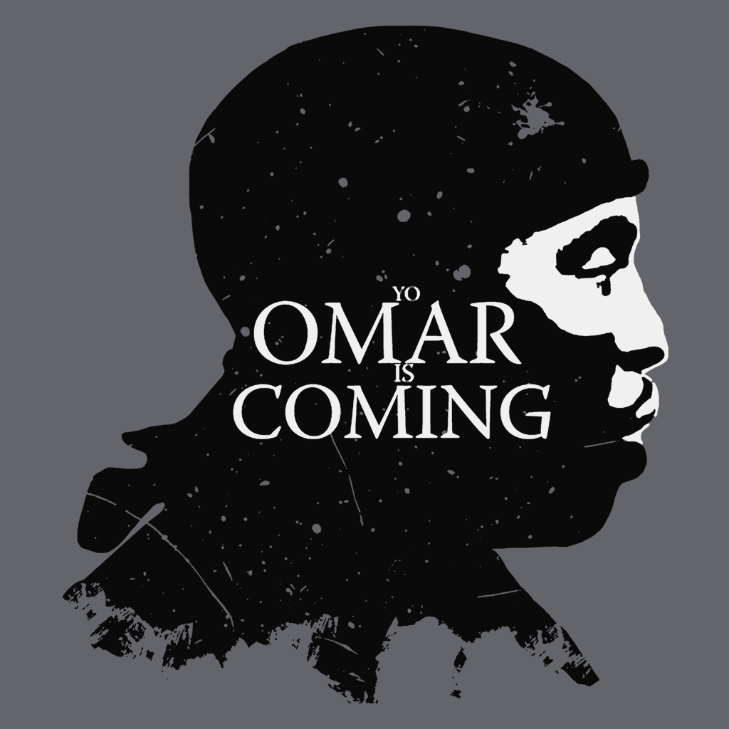 Pop-Up Tee: Yo Omar is Coming