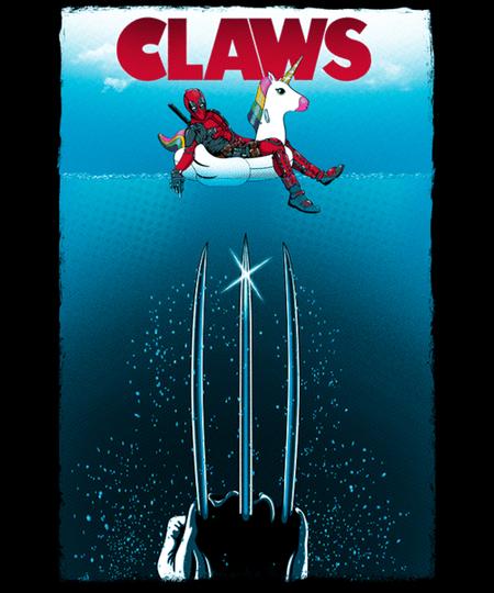 Qwertee: Claws