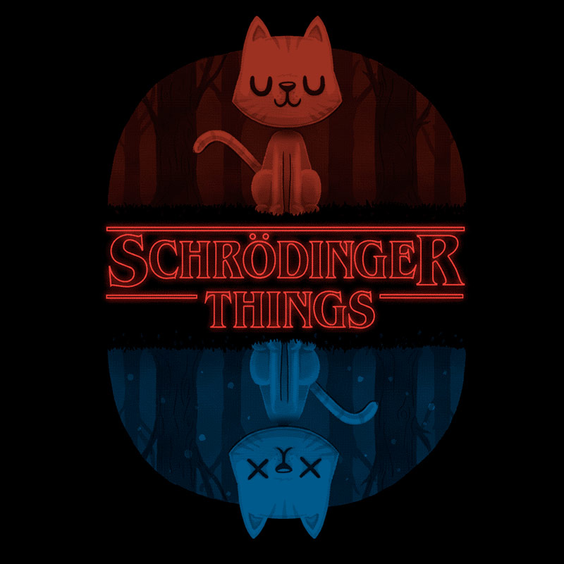 Pampling: Schrödinger Things