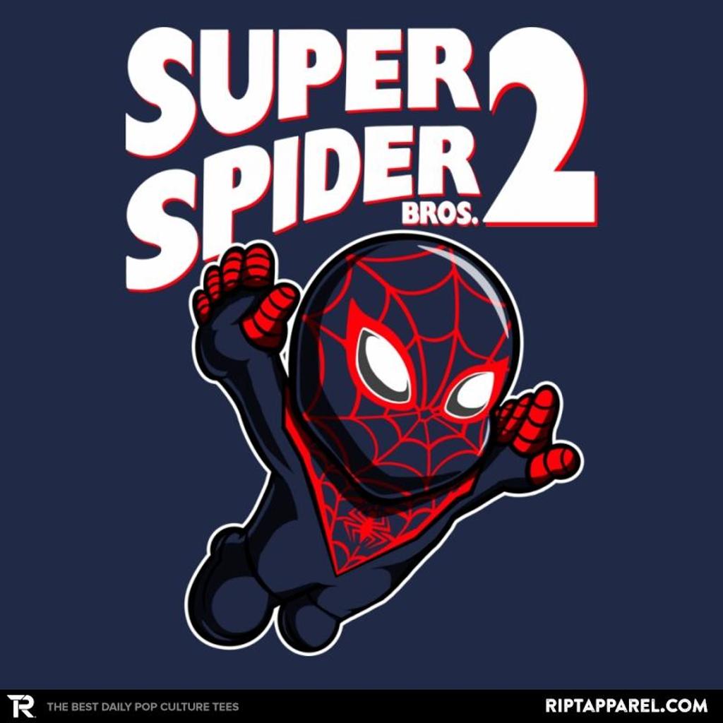 Ript: Super Spider Bros 2