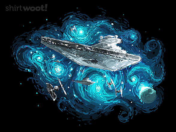 Woot!: Starry Starry Destroyer