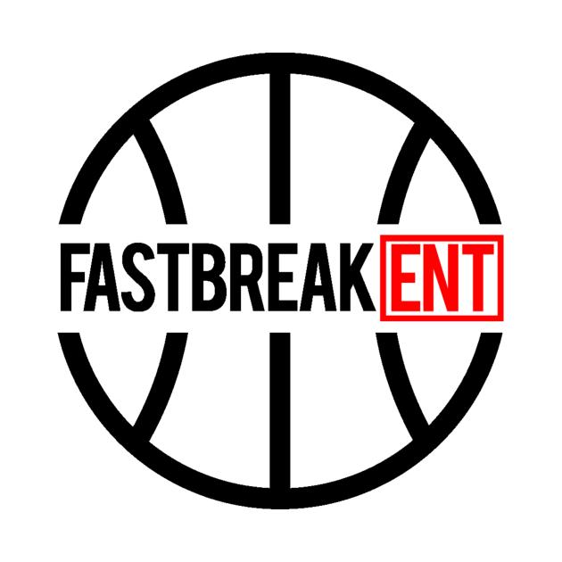 TeePublic: Fastbreak ENT Official Logo (Black)