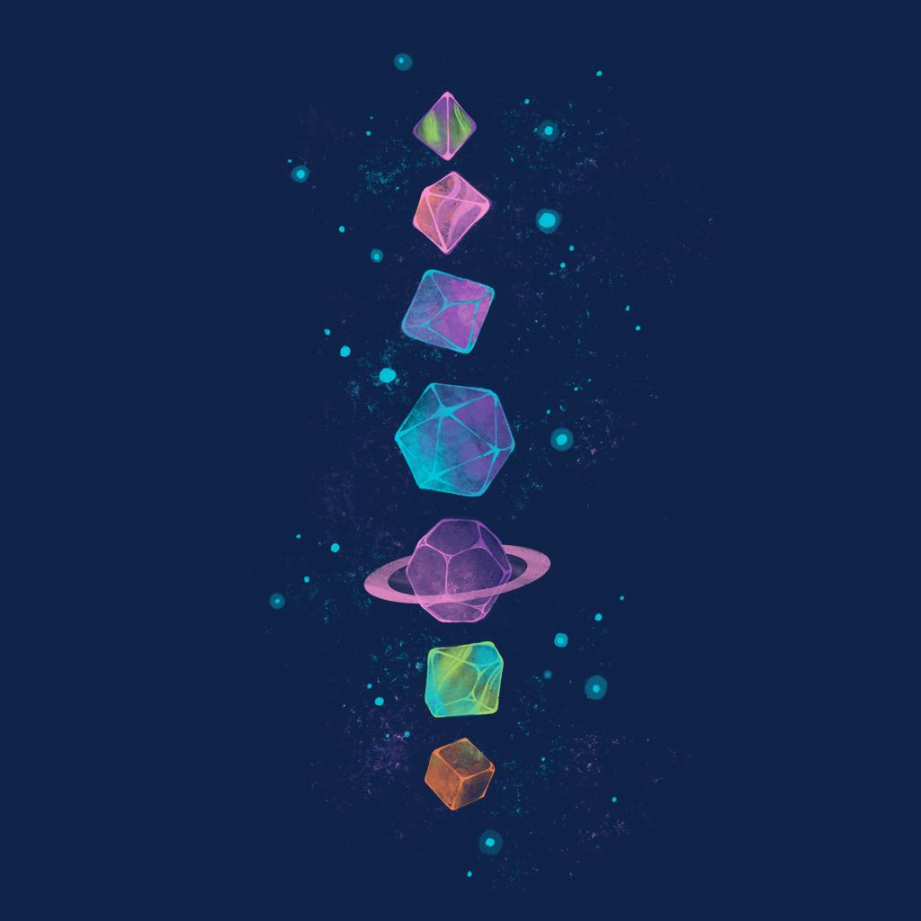 TeeTee: Space Dice