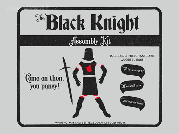 Woot!: Black Knight Assembly Kit