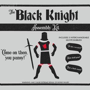 Woot!: Black Knight Assembly Kit