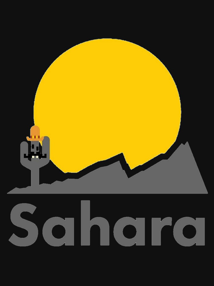 RedBubble: Sahara