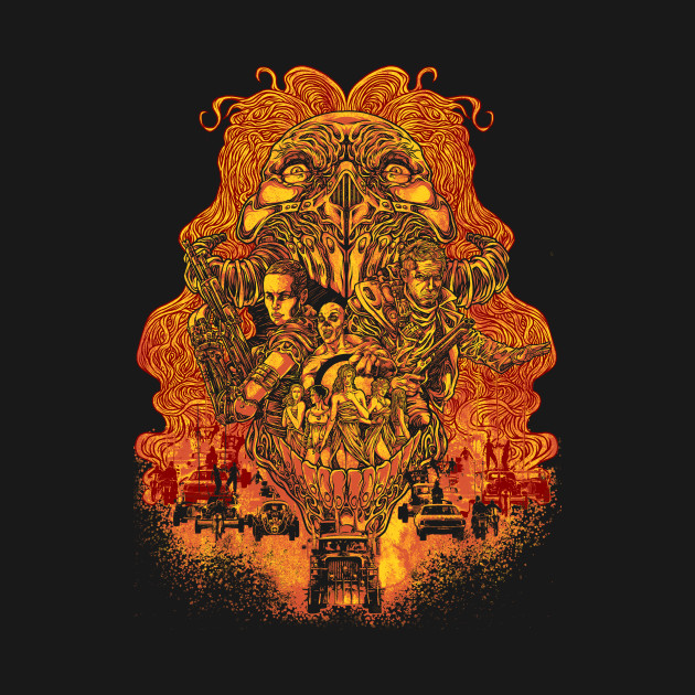 TeePublic: In the Mouth of Madness