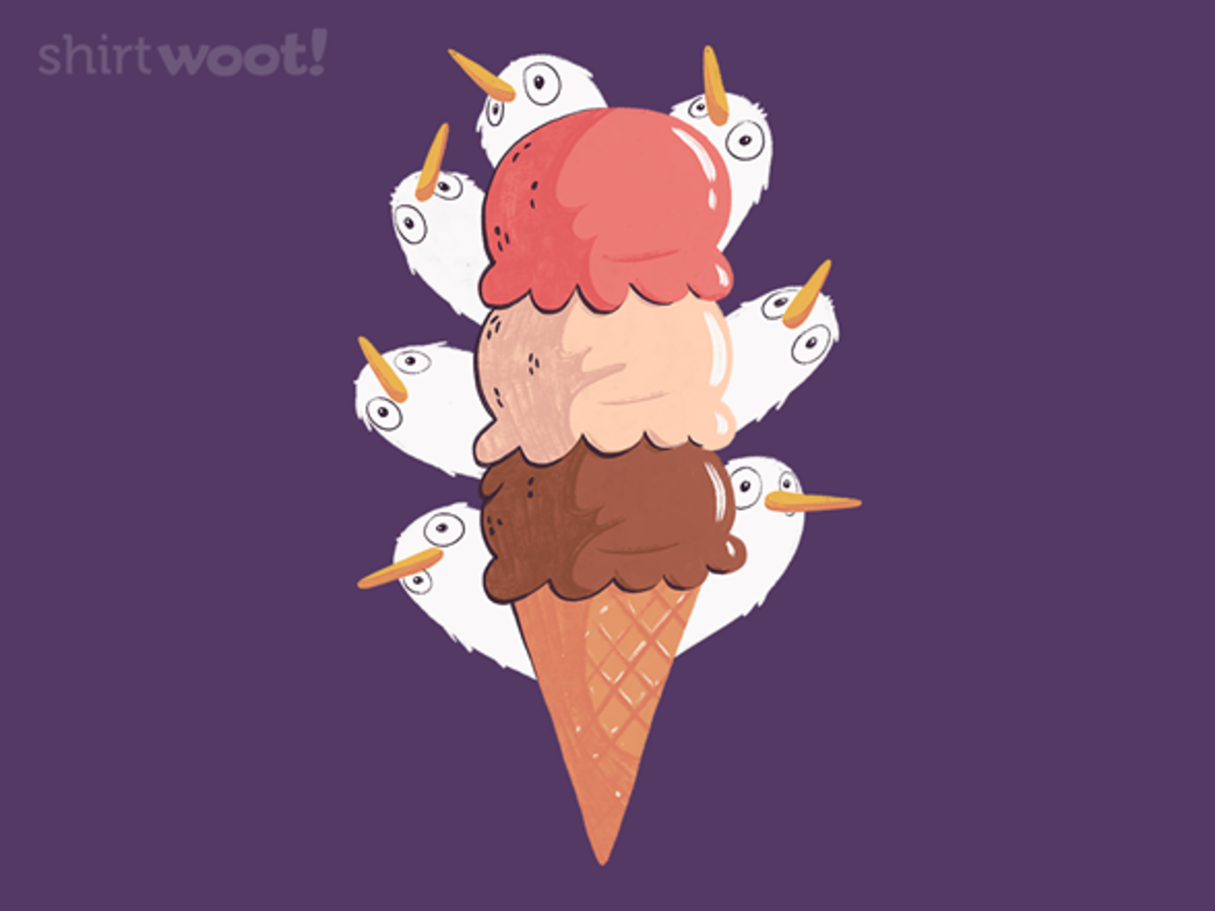 Woot!: I See Ice Cream! - $15.00 + Free shipping