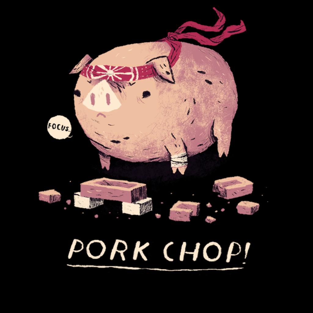 NeatoShop: pork chop