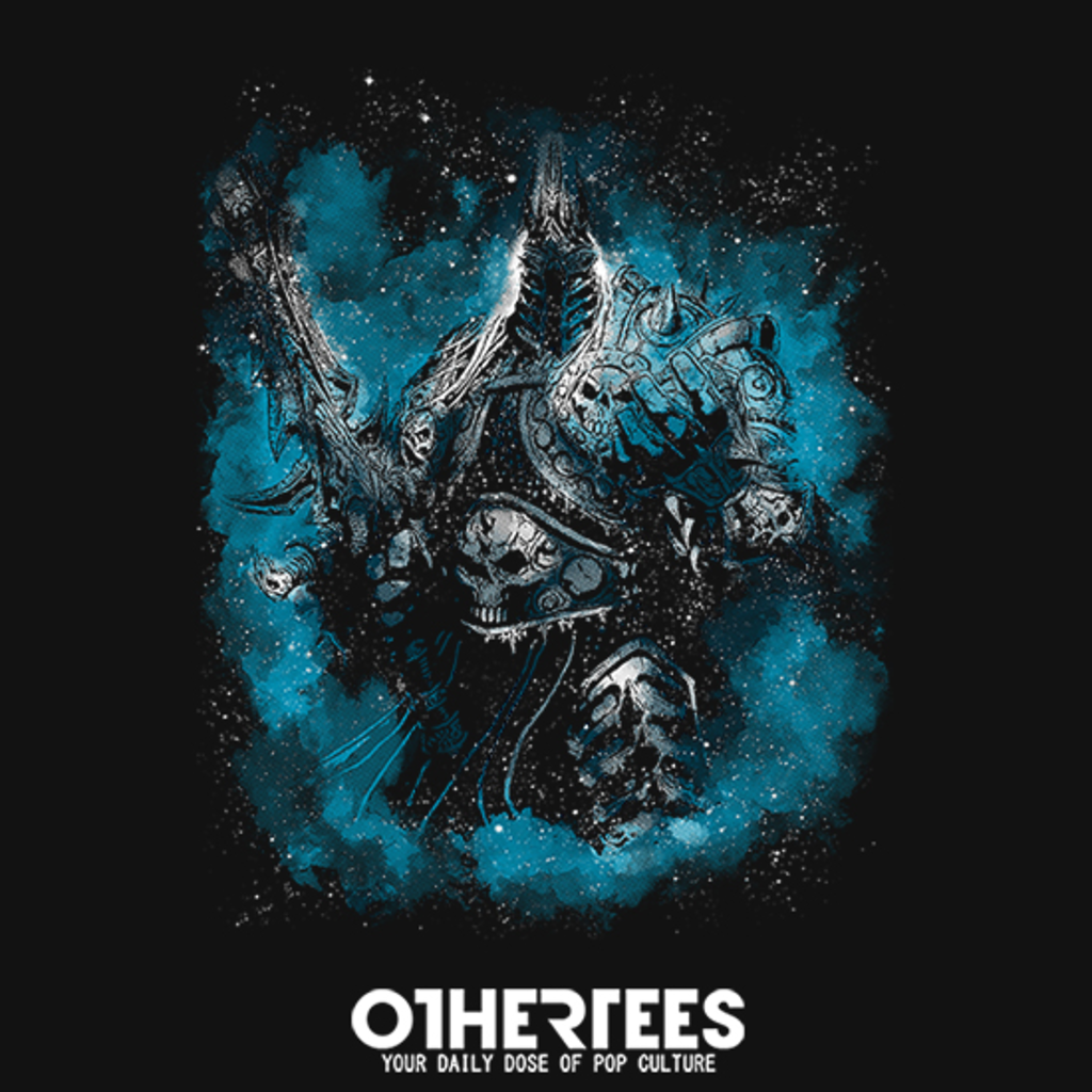 OtherTees: Blue Power