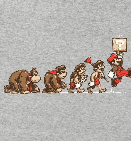BustedTees: Retro Evolution