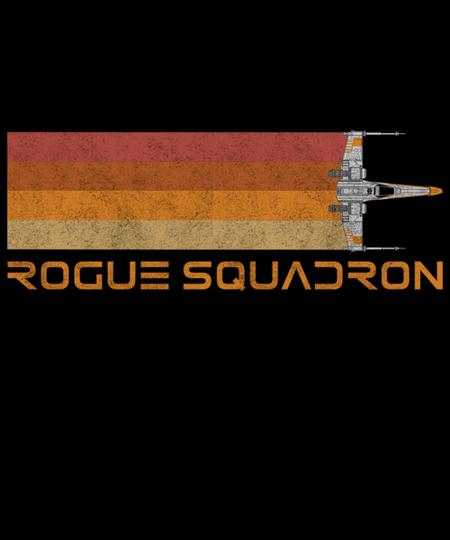 Qwertee: Rogue Squadron