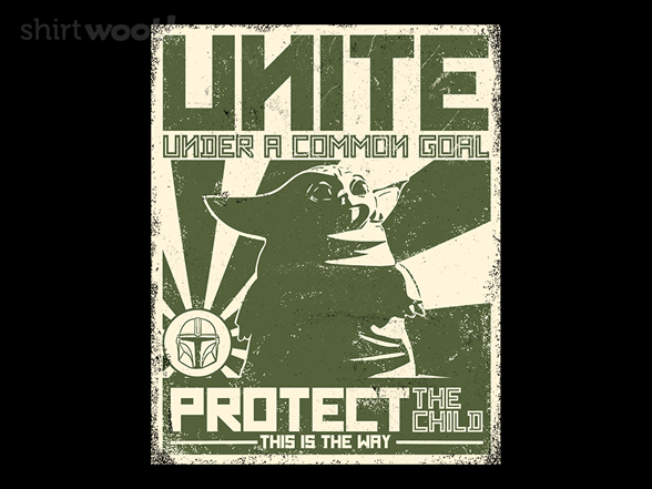 Woot!: Unite! Protect the Child!
