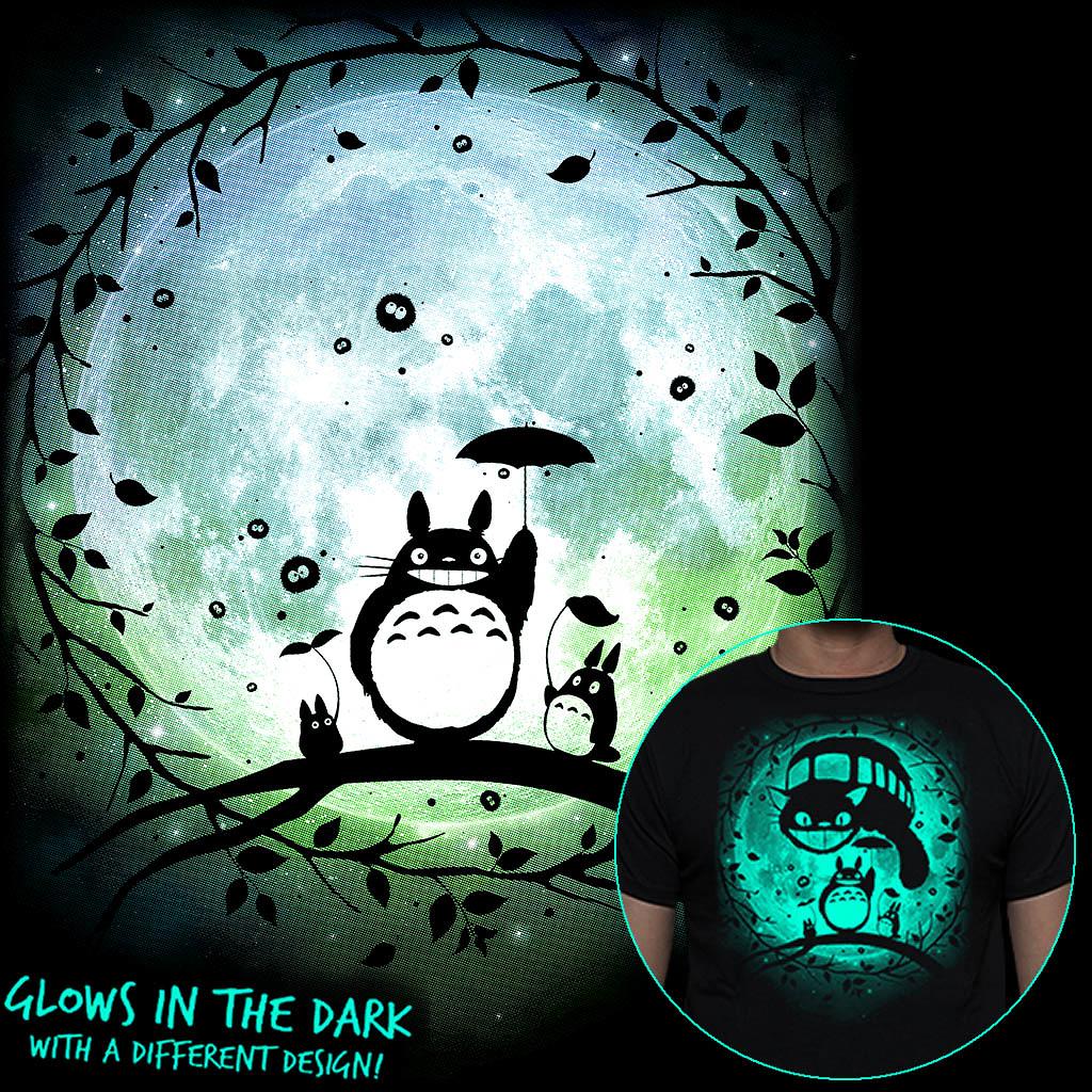 TeeTee: Susuwatari Moon-Glow
