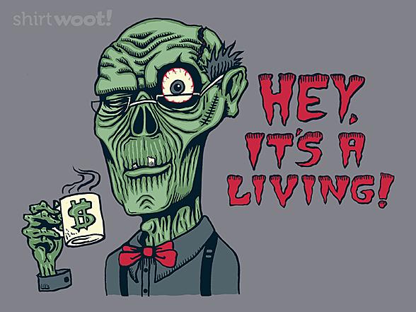 Woot!: Zombie Talk