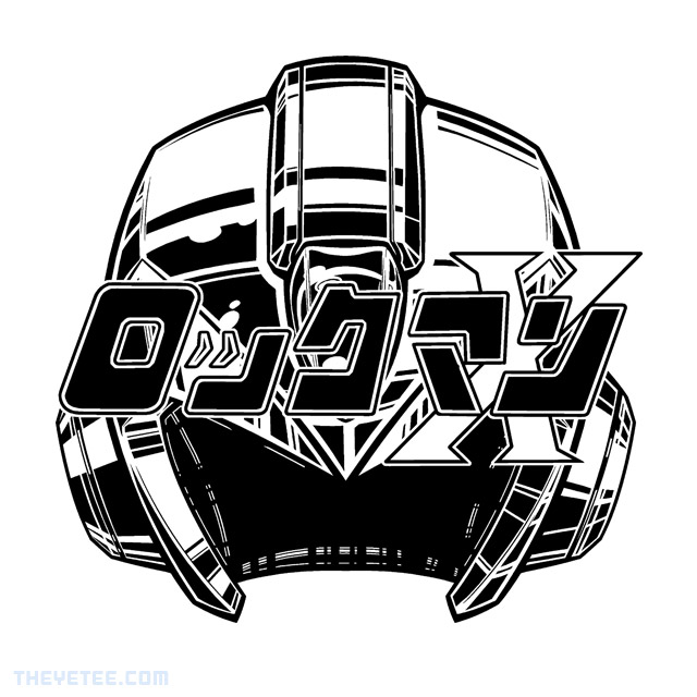 The Yetee: Mangaman X