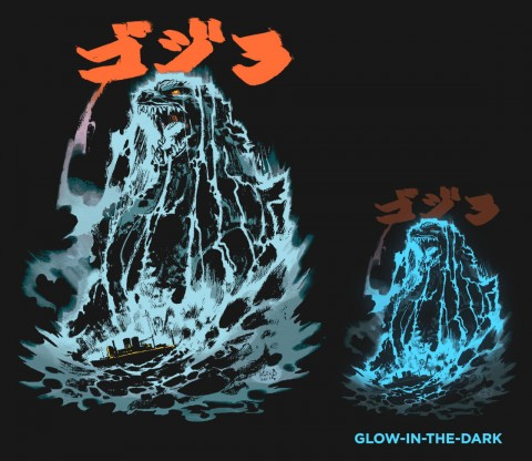 TeeFury: Rising Tide - Exclusive Variant