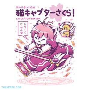 The Yetee: Catcaptor