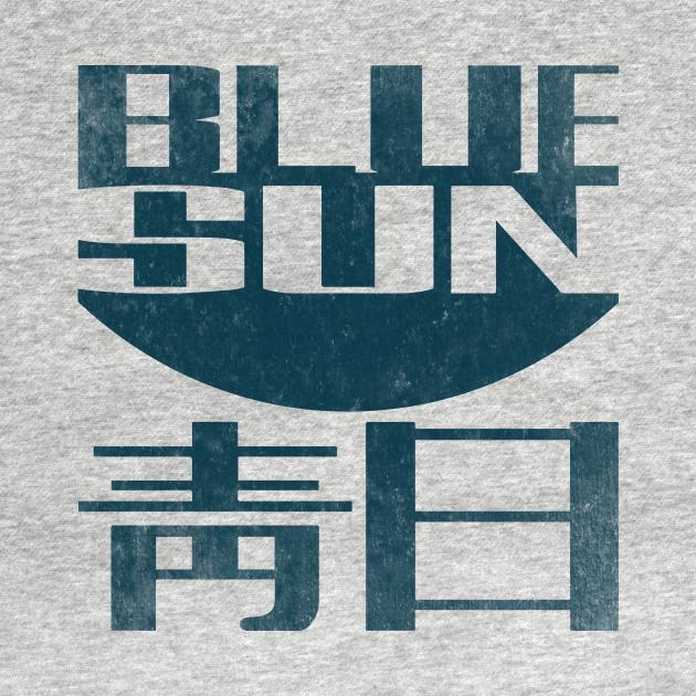 TeePublic: Jayne's Blue Sun T-Shirt